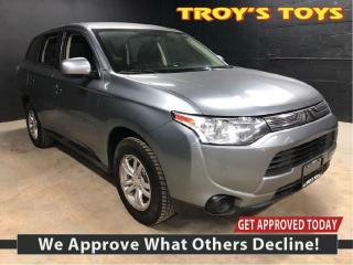Used 2014 Mitsubishi Outlander ES for sale in Guelph, ON