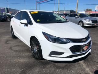 Used 2018 Chevrolet Cruze LT*SUNROOF*BACKUP CAM* for sale in London, ON