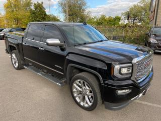 Used 2017 GMC Sierra 1500 Denali ** 6.2L,4X4, NAV,  BACK CAM, LANE WARN ** for sale in St Catharines, ON