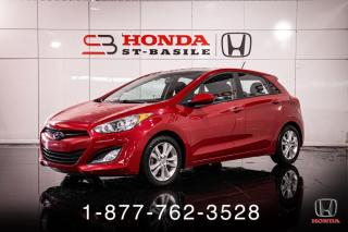 Used 2013 Hyundai Elantra GT GLS + TOIT + AUTO + MAGS + WOW! for sale in St-Basile-le-Grand, QC