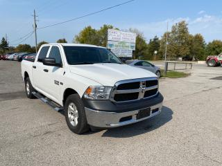 Used 2015 Dodge Ram 1500 ST for sale in Komoka, ON
