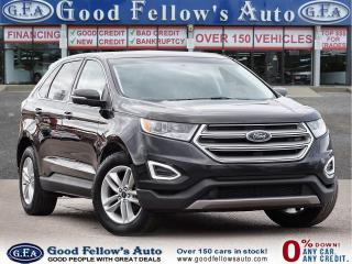 Used 2017 Ford Edge SEL MODEL, REARVIEW CAMERA, POWER & HEATED SEATS for sale in Toronto, ON