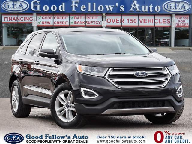 2017 Ford Edge SEL MODEL, REARVIEW CAMERA, POWER & HEATED SEATS