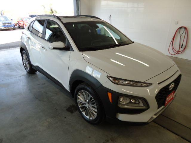 2020 Hyundai KONA LUXURY - Former Daily Rental