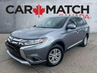 Used 2016 Mitsubishi Outlander ES / NO ACCIDENTS / 63,683 KM for sale in Cambridge, ON