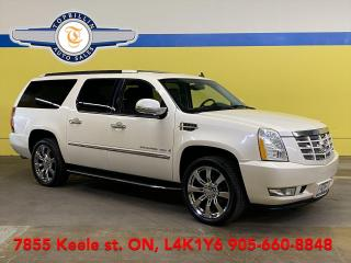 Used 2008 Cadillac Escalade ESV 2 Years Warranty for sale in Vaughan, ON