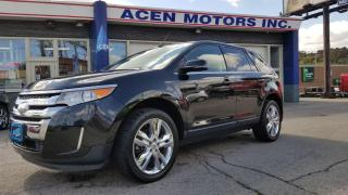 Used 2014 Ford Edge Limited AWD NAVIGAGION  NO ACCIDENTS EXC. COND. for sale in Hamilton, ON