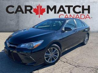 Used 2015 Toyota Camry SE / ALLOY WHEELS / 49,980KM for sale in Cambridge, ON
