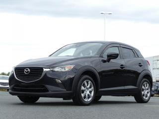 Used 2018 Mazda CX-3 GX AWD JAMAIS ACCIDENTE! for sale in St-Georges, QC