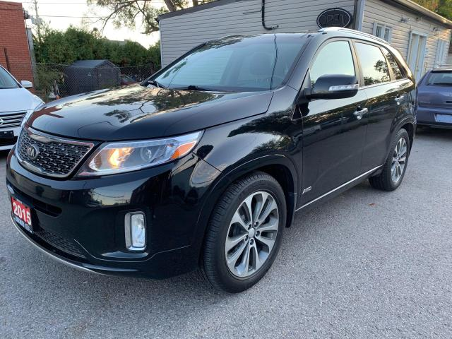 2015 Kia Sorento SX V6 ALL WHEEL DRIVE