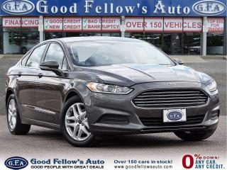 Used 2016 Ford Fusion SE MODEL, REARVIEW CAMERA, POWER SEATS for sale in Toronto, ON
