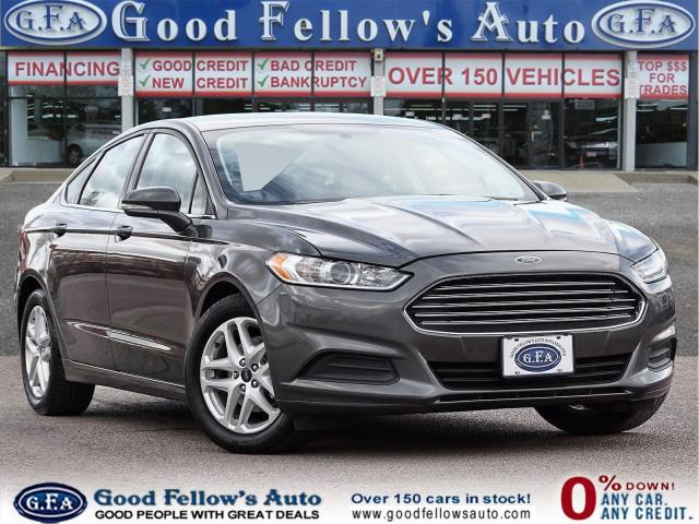 2016 Ford Fusion SE MODEL, REARVIEW CAMERA, POWER SEATS