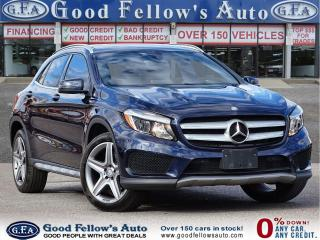 Used 2017 Mercedes-Benz GLA 4MATIC, PANORAMIC ROOF, NAVIGATION,REARVIEW CAMERA for sale in Toronto, ON