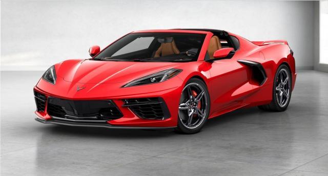 2020 Chevrolet Corvette Stingray Cpe w/2LT Z51 *INCOMING*