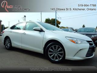 Used 2015 Toyota Camry XLE.Navi.Camera.BlindSpot.Leather.Roof.OneOwner for sale in Kitchener, ON