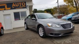 Used 2012 Chrysler 200 Touring for sale in Edmonton, AB