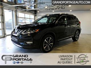 Used 2017 Nissan Rogue SL Platine 4 portes TI *Disponibilité li for sale in Rivière-Du-Loup, QC