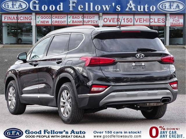 2019 Hyundai Santa Fe ESSENTIAL, 2.4L, AWD, REARVIEW CAMERA, WOOD TRIM