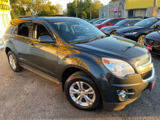 Used 2012 Chevrolet Equinox LT/ CAM/ BLUETOOTH/ ALLOYS/ TINTED/ LOADED ++ for sale in Scarborough, ON