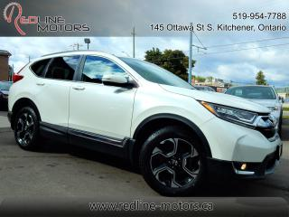 Used 2017 Honda CR-V Touring ***PENDING SALE*** for sale in Kitchener, ON