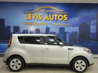 Used 2014 Kia Soul LX MANUEL 6 VITESSES BLUETOOTH 103300 KM for sale in Lévis, QC