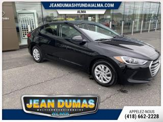 Used 2017 Hyundai Elantra MODÈLE LE FULL ÉQUIP 37000 KILOS SEULEME for sale in Alma, QC