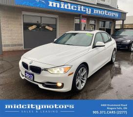 Used 2013 BMW 3 Series 335i | SUNROOF | NAV | CAM | HEATED LEATHER SEATS for sale in Niagara Falls, ON