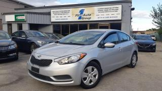 Used 2016 Kia Forte LX for sale in Etobicoke, ON