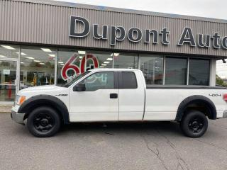Used 2009 Ford F-150 Cabine ord 4RM 145 po XLT for sale in Alma, QC