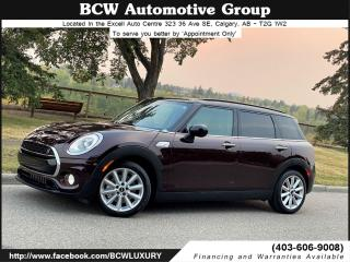 Used 2016 MINI Cooper Clubman S for sale in Calgary, AB