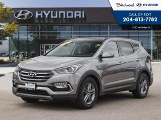 Used 2017 Hyundai Santa Fe Sport Luxury  Navigation Panoramic Roof for sale in Winnipeg, MB