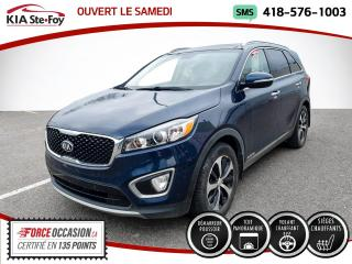Used 2017 Kia Sorento * EX+* V6* 7 PASSAGERS* CAMERA* TOIT* CU for sale in Québec, QC