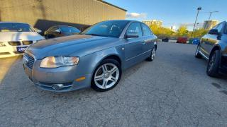 Used 2007 Audi A4 quattro for sale in Kitchener, ON