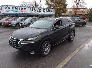 Used 2016 Lexus NX 200t AWD - LEATHER - SUNROOF - BACK UP CAM! for sale in Ottawa, ON