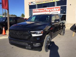 New 2021 RAM 1500 SPORT 4X4 / SPORT HOOD / REMOTE START for sale in Milton, ON
