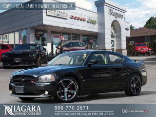 Used 2008 Dodge Charger R/T  for sale in Niagara Falls, ON