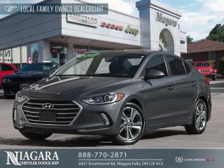 Used 2017 Hyundai Elantra GLS | SUNROOF for sale in Niagara Falls, ON