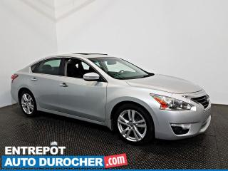 Used 2013 Nissan Altima SL TOIT OUVRANT - Automatique - A/C - CUIR for sale in Laval, QC