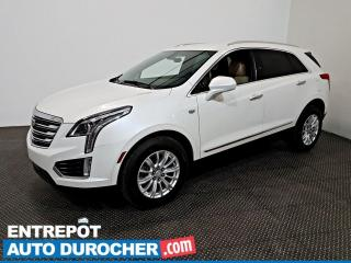 Used 2018 Cadillac XT5 Traction intégrale Automatique - A/C - CUIR for sale in Laval, QC
