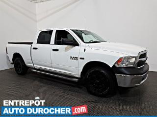 Used 2017 RAM 1500 ST HEMI 5.7L 4X4 Automatique - A/C - Cabine Crew for sale in Laval, QC