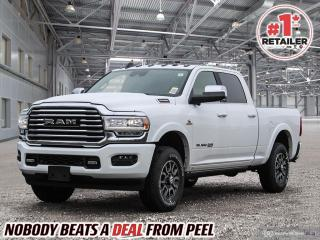 New 2020 RAM 2500 Laramie Longhorn for sale in Mississauga, ON