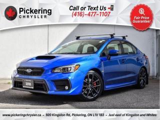 Used 2018 Subaru WRX Sport-tech for sale in Pickering, ON