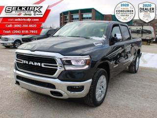 New 2021 RAM 1500 Big Horn for sale in Selkirk, MB
