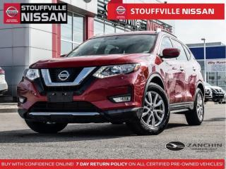 Used 2017 Nissan Rogue SV  Alloys  HTD STS  Backup CAM  Push Button  XM for sale in Stouffville, ON