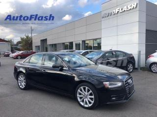 Used 2014 Audi A4 4dr Sdn Auto Komfort quattro for sale in Saint-Hubert, QC