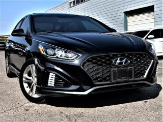 Used 2018 Hyundai Sonata |PUSH START| REAR VIEW|HEATED SEATS|SUNROOF|APPLE CARPLAY for sale in Brampton, ON