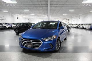 Used 2018 Hyundai Elantra NO ACCIDENTS I REAR CAM I HEATED SEATS I CARPLAY I CRUISE for sale in Mississauga, ON