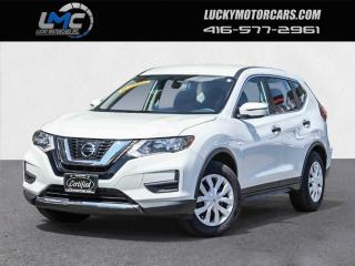 Used 2017 Nissan Rogue S-CAMERA-HEATED SEATS-BLUETOOTH-56KMS for sale in Toronto, ON