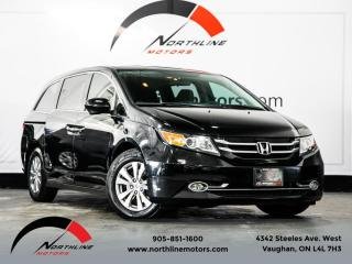 Used 2014 Honda Odyssey EX|7 Passenger|Honda-Sensing Blindspot|Power Doors for sale in Vaughan, ON