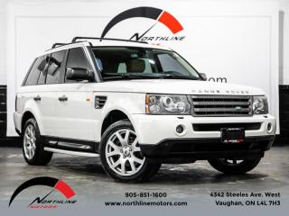 Used 2007 Land Rover Range Rover Sport HSE|Navigation|Entertainment Sys|Parking Sensor for sale in Vaughan, ON